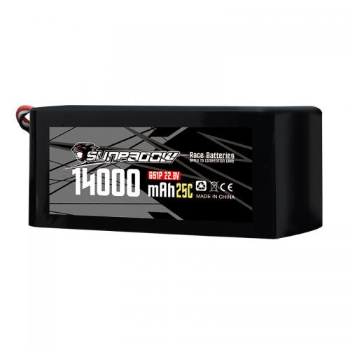 14000mAh UAV Lipo Battery